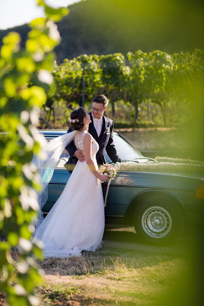 Hochzeit-Oldtimer