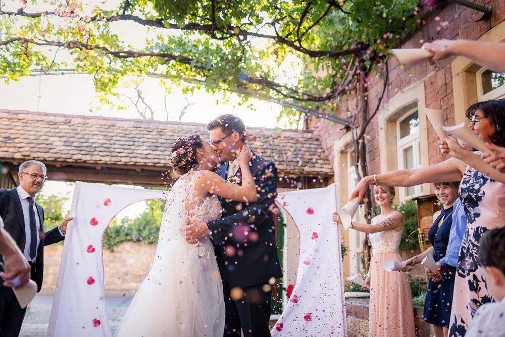 Spiel-Hochzeit